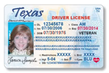 Drivers license administration number lookup