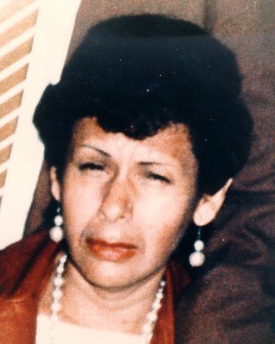 Zoila Baldomero