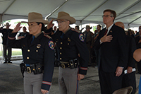 2018 DPS Peace Officer Memorial Service